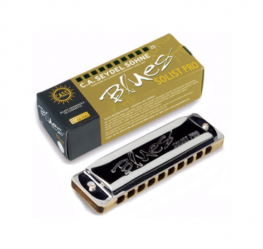 Hohner  CX-12 Line  Chromatic Black in C