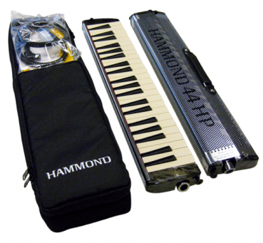 HAMMOND PRO-44HP Keyboard Harmonica Melodion - Built-in Microphone