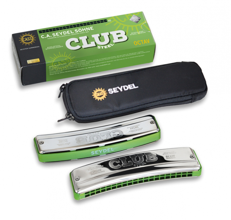 SEYDEL SÖHNE Oktav CLUB STEEL - 31400 in C