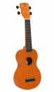 Korala UKS-30 OR Sopran-Ukelele Orange inkl. Tasche